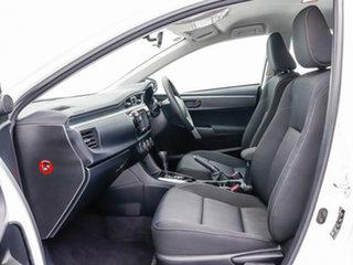 2016 Toyota Corolla ZRE172R Ascent White 7 Speed CVT Auto Sequential Sedan