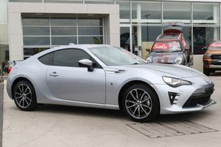 2019 Toyota 86 ZN6 GTS Silver 6 Speed Manual Coupe.