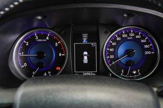 2015 Toyota Hilux GUN126R SR5 Double Cab Nebula Blue 6 Speed Sports Automatic Utility