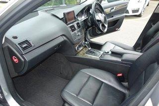 2011 Mercedes-Benz C-Class W204 MY10 C250 CGI Avantgarde Grey 5 Speed Sports Automatic Wagon