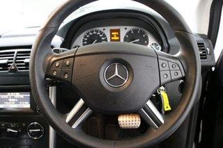 2011 Mercedes-Benz B200 245 MY11 Black Continuous Variable Hatchback