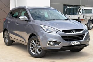 2015 Hyundai ix35 LM3 MY15 SE Grey 6 Speed Manual Wagon.