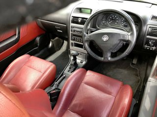 2004 Holden Astra TS Convertible Silver 4 Speed Automatic Convertible