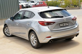 2018 Mazda 3 BN5478 Maxx SKYACTIV-Drive Sport Silver 6 Speed Sports Automatic Hatchback.