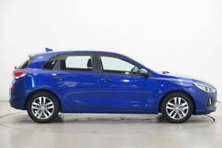 2020 Hyundai i30 PD.3 MY20 N Line D-CT Intense Blue 7 Speed Sports Automatic Dual Clutch Hatchback