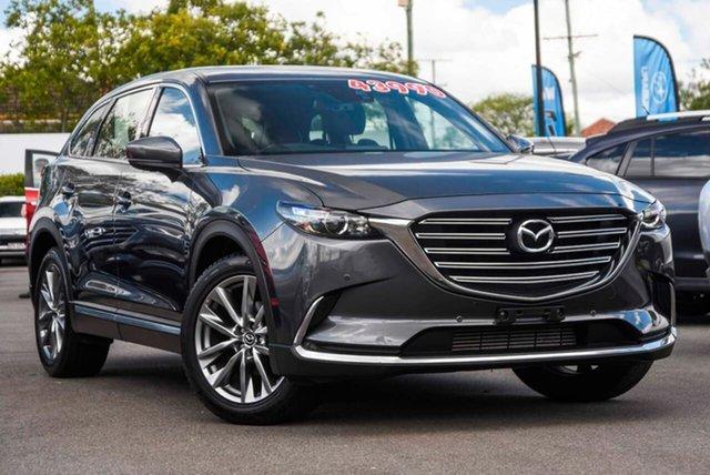 Used Mazda CX-9 TC GT SKYACTIV-Drive Mount Gravatt, 2017 Mazda CX-9 TC GT SKYACTIV-Drive Grey 6 Speed Sports Automatic Wagon