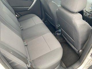 2010 Holden Barina TK MY10 White 5 Speed Manual Hatchback