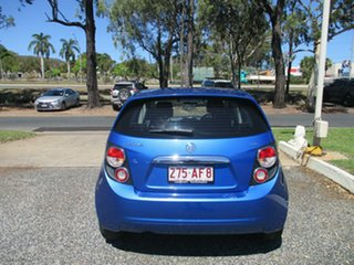 2016 Holden Barina TM MY16 CD Blue 6 Speed Automatic Hatchback