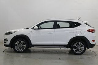 2017 Hyundai Tucson TL MY18 Active X 2WD Pure White 6 Speed Sports Automatic Wagon.
