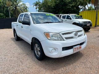 2007 Toyota Hilux TGN16R MY07 Workmate 4x2 5 Speed Manual Utility.