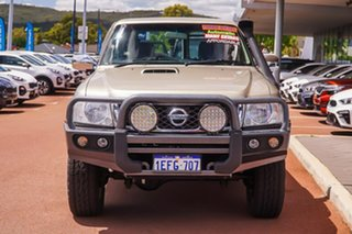 2013 Nissan Patrol Y61 GU 8 ST Gold 4 Speed Automatic Wagon