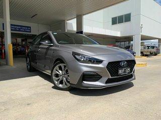 2020 Hyundai i30 PD.3 MY20 N Line D-CT Premium Fluid Metal 7 Speed Sports Automatic Dual Clutch.