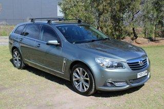 2015 Holden Calais VF MY15 Sportwagon Green 6 Speed Sports Automatic Wagon