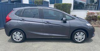 2016 Honda Jazz GF MY16 VTi Grey 5 Speed Manual Hatchback.