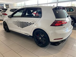 2020 Volkswagen Golf 7.5 MY20 GTI TCR DSG Pure White/Black Roof 6 Speed Sports Automatic Dual Clutch