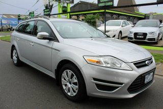 2011 Ford Mondeo MC LX Silver 6 Speed Sports Automatic Wagon.