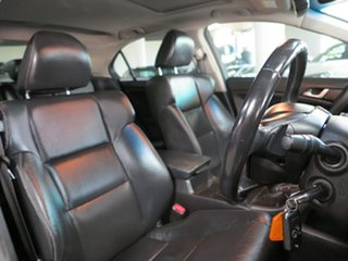 2013 Honda Accord Euro CU MY14 Luxury Navi Black 5 Speed Automatic Sedan