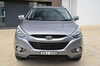 2015 Hyundai ix35 LM3 MY15 SE Grey 6 Speed Manual Wagon