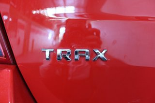 2018 Holden Trax TJ MY18 LS Red/Black 6 Speed Automatic Wagon