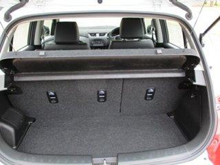 2015 Suzuki Swift FZ MY15 GLX Navigator White 4 Speed Automatic Hatchback