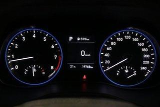 2019 Hyundai Kona OS.2 MY19 GO (FWD) Orange 6 Speed Automatic Wagon