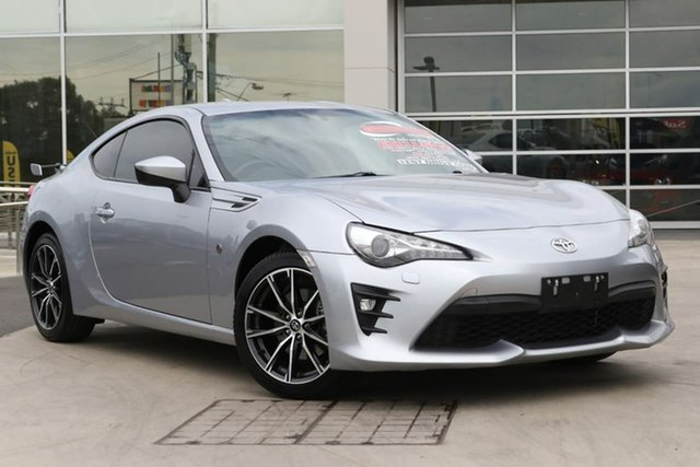 Used Toyota 86 ZN6 GTS Liverpool, 2019 Toyota 86 ZN6 GTS Silver 6 Speed Manual Coupe