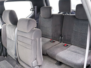 2007 Toyota Landcruiser Prado KDJ120R MY07 GXL (4x4) Black 6 Speed Manual Wagon