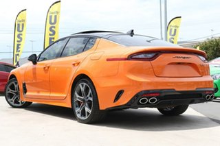 2019 Kia Stinger CK MY20 GT Fastback Neon Orange 8 Speed Sports Automatic Sedan.