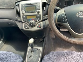 2009 Hyundai i30 FD MY09 SR Absolute Black 4 Speed Automatic Hatchback
