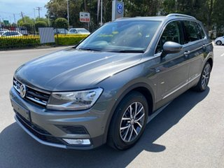 2016 Volkswagen Tiguan 5N MY17 110TSI DSG 2WD Comfortline Grey 6 Speed Sports Automatic Dual Clutch.