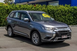 2019 Mitsubishi Outlander ZL MY20 ES 2WD Titanium Grey 6 Speed Constant Variable Wagon