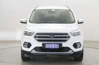 2019 Ford Escape ZG 2019.25MY Trend Frozen White 6 Speed Sports Automatic SUV.