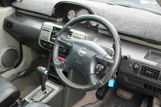 2003 Nissan X-Trail T30 Ti Luxury Blue 4 Speed Automatic Wagon