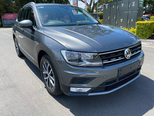 Used Volkswagen Tiguan 5N MY17 110TSI DSG 2WD Comfortline Botany, 2016 Volkswagen Tiguan 5N MY17 110TSI DSG 2WD Comfortline Grey 6 Speed Sports Automatic Dual Clutch