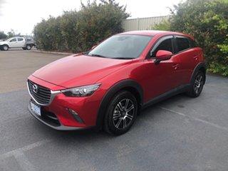 2017 Mazda CX-3 DK2W7A Neo SKYACTIV-Drive Red 6 Speed Sports Automatic Wagon