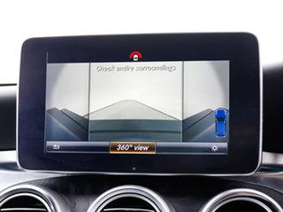 2017 Mercedes-Benz GLC220D 253 MY17 Blue 9 Speed Automatic Wagon