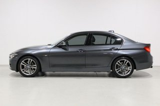 2014 BMW 320d F30 MY14 Upgrade Grey 8 Speed Automatic Sedan