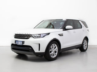 2017 Land Rover Discovery MY17 SE Fuji White 8 Speed Automatic Wagon.