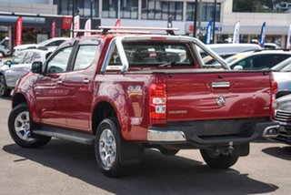2016 Holden Colorado RG MY16 LTZ Crew Cab Red 6 Speed Sports Automatic Utility.