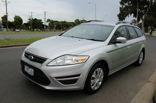 2011 Ford Mondeo MC LX Silver 6 Speed Sports Automatic Wagon