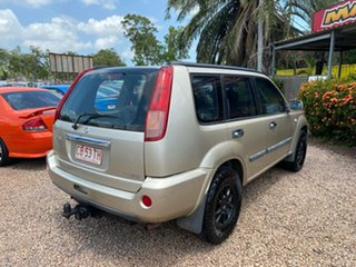 2007 Nissan X-Trail T30 II MY06 ST Gold 5 Speed Manual Wagon