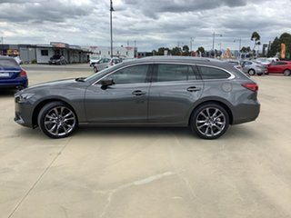 2018 Mazda 6 GL1031 Atenza SKYACTIV-Drive Machine Grey 6 Speed Sports Automatic Wagon