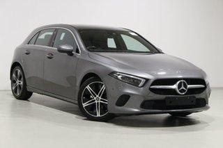 2018 Mercedes-Benz A200 177 Grey 7 Speed Auto Dual Clutch Hatchback.