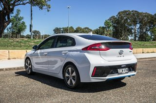 2018 Hyundai Ioniq AE.2 MY19 plug-in DCT Elite White 6 Speed Sports Automatic Dual Clutch Fastback
