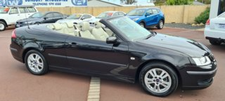 2006 Saab 9-3 442 MY2006 Linear Black 5 Speed Sports Automatic Convertible