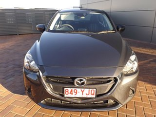 2018 Mazda 2 DJ2HAA Neo SKYACTIV-Drive Grey 6 Speed Sports Automatic Hatchback