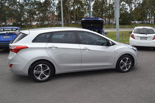 2015 Hyundai i30 GD Active Tourer Silver 6 Speed Sports Automatic Wagon