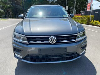 2016 Volkswagen Tiguan 5N MY17 110TSI DSG 2WD Comfortline Grey 6 Speed Sports Automatic Dual Clutch