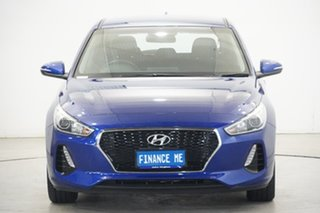 2020 Hyundai i30 PD.3 MY20 N Line D-CT Intense Blue 7 Speed Sports Automatic Dual Clutch Hatchback.