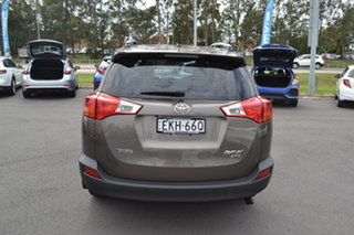 2014 Toyota RAV4 ASA44R MY14 GX AWD Bronze 6 Speed Sports Automatic Wagon